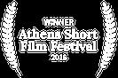 Winner on Athens Short Film Festival 2018