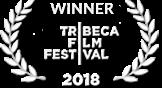 Winner on Tribeca Film Festival 2018